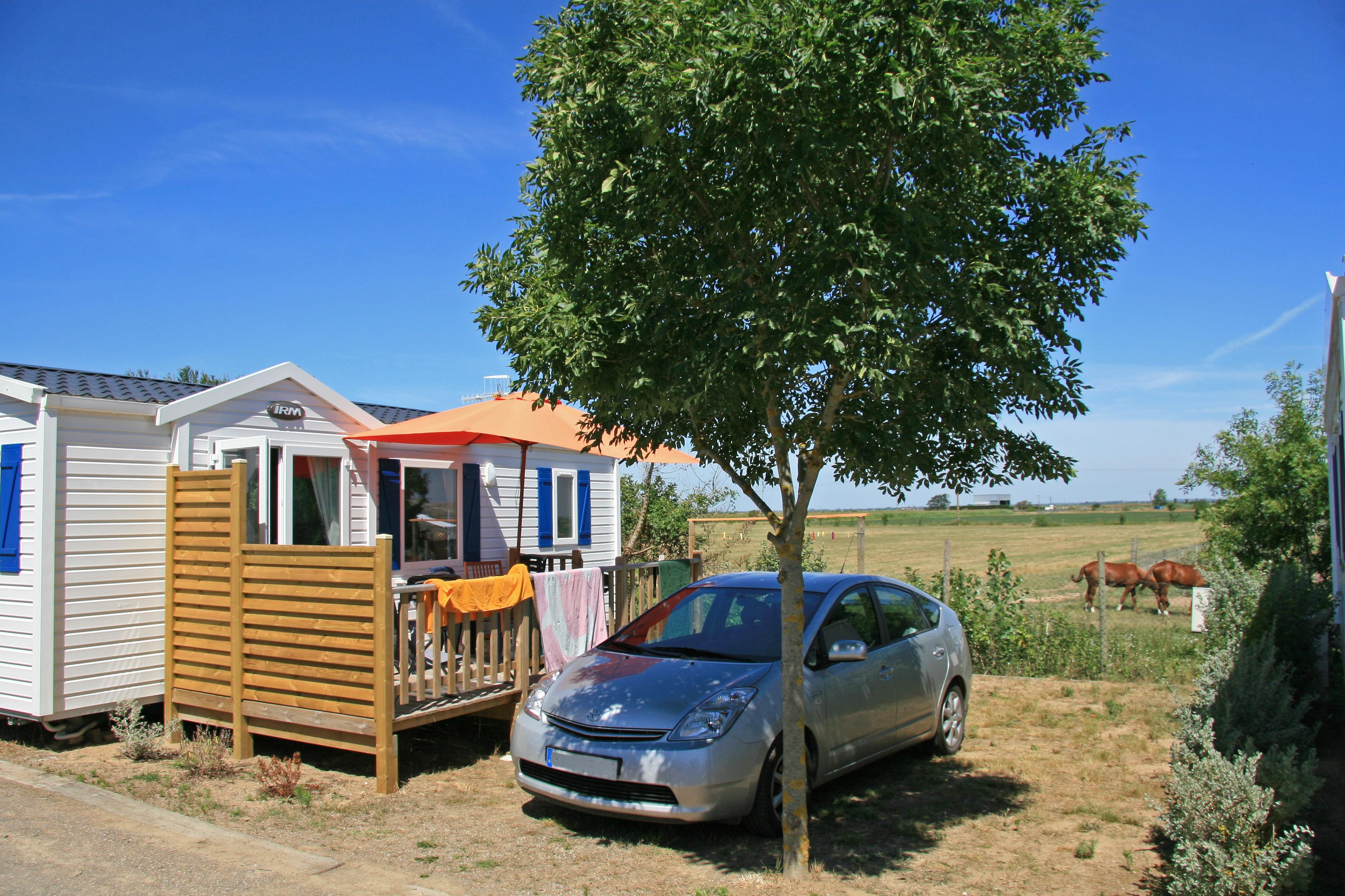 Camping Belle Henriette la Tranche