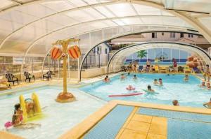 camping piscine couverte et chauffée