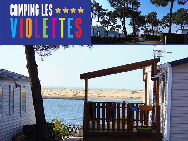 Camping Les Violettes