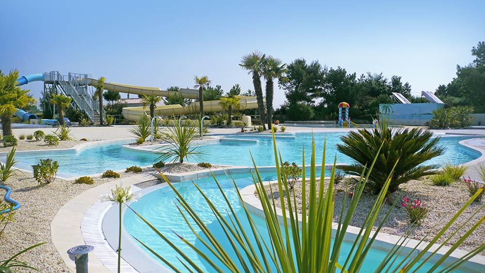 Camping Les Blancs Chênes Camping La Tranche Sur Mer - Camping la tranche sur mer avec piscine