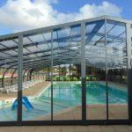 piscine couverte du campigng