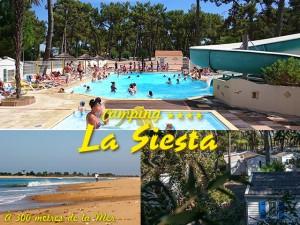 Camping La Siesta ****