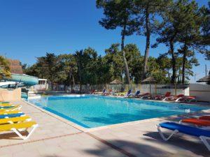 Camping la Siesta piscine