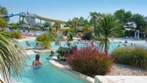 piscine Camping les Blancs Chênes la Tranche sur Mer