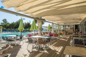 snack-bar Camping les Blancs Chênes la Tranche sur Mer